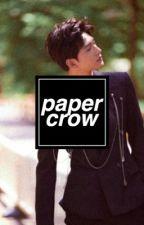 Paper Crown • Scott McCall  by -jonsnow