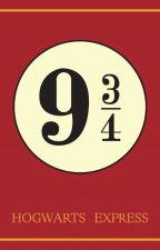 PLATFORM 9 3/4 by imannew