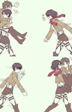 Some ereri A day keeps the eremika away by cielslilbitchXD