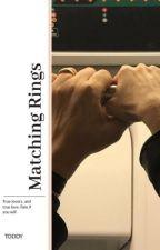 Matching Rings./jjk x kth by artimisstodd