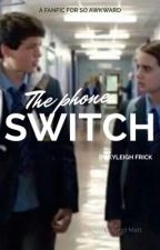 Phone Switch (J.F & C.D Fanfic) JamieFlatters And Cleo Demetriou by RedPac