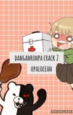 Danganronpa Crack II by OpalOcean