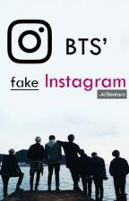 BTS' fake Instagram by AiShintaro