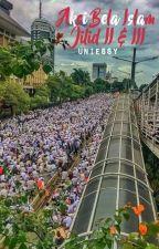 AKSI BELA ISLAM by uniessy