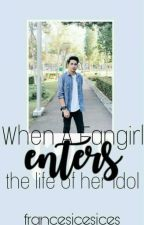 When a fangirl enters the life of her idol by francesicesices