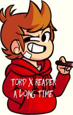 Tord x Reader- A Long Time by ThatDarkNerd