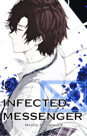 Infected Messenger | Mystic Messenger | Jumin Han X MC by CCshoelaces