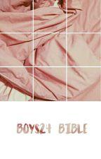boys24 bible. by B0YS24