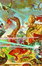Raptor's Armageddon: A Christian Sci-Fi Dinosaur Story by EthanHorn