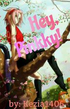 Hey, Pinkky! by kezia1406