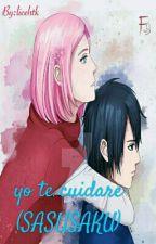 yo te cuidare (SASUSAKU) by licehtk
