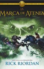 La marca de Atenea (The mark of Athena) by thiarebelenbr