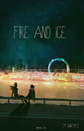 Fire and ice  by MsMerrell