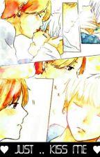 ♡Just ... Kiss Me♡ يونمين by ximini7