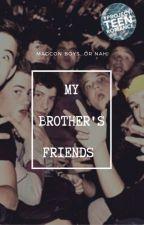 My brother's friends!!! by bestnikoleta