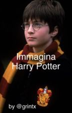 IMMAGINA HARRY POTTER by nancymullingan