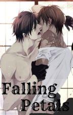 Falling Petals by LiliaBlanc