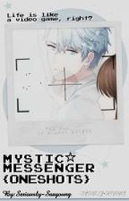 Mystic Messenger One Shots (COMPLETE) by Seriously-Saeyoung