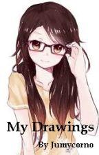 My Drawings 〜( ̄▽ ̄〜) by Jumycorno