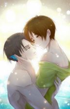 Merman And The half breed (Riren/Ereri) by coralily02