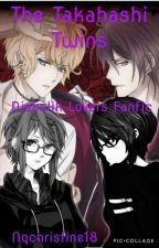 Diabolik Twins(Diabolik Lovers Fanfic) by Nqchristine18