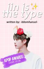 jin is the type ❀ by -b0omhansol-