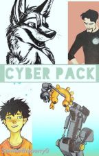 (Book 2) Cyber Pack (A Percy Jackson and Avengers Crossover) by SamanthaPerry0