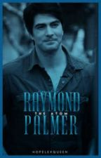 Preguntale A Ray Palmer/Atom by hopelexqueen