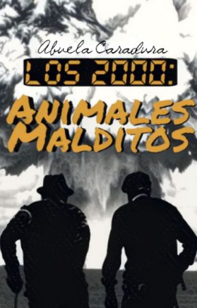 Los 2000: Animales Malditos by BasquiatHands