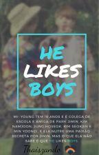 He Likes Boys (*Jikook*) by Thaiszando