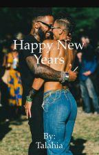 Happy New Years ( short story ) DISCONTINUE  by Talahia