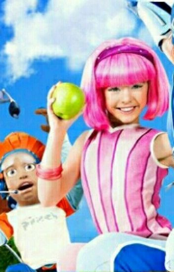 Lazytown Imagines (X Reader)