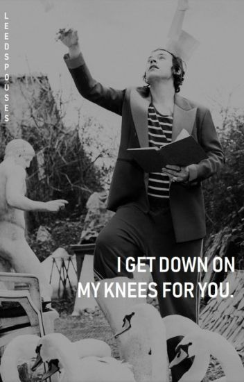 I Get Down on My Knees For You