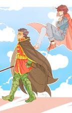 ||pausada|| ¿Superamigos? by LadyCreepyValen
