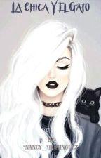 🔥 La Chica & El Gato 🐱 by Nancy_Dominguez