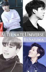 Alternate Universe (Gyuwoo) by GeekApple