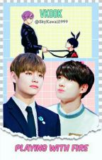 ρlαyιɴɢ ωιтн ғιre → Vkook/Yoonmin/Namjin  ♥ [Pausada] by SkyKawaii1999