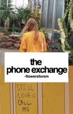 the phone exchange ; h.r by flowersforem