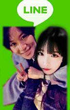 Line - Taemin by Haruzuki97
