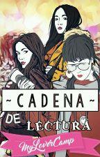 Cadena de Lectura MyLover...♥♥♥ by MyLoverCamp