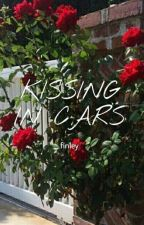 kissing in cars. by starboyseok