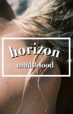 horizon → ron weasley  by mudsblood