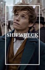 Shipwreck | Newt Scamander ✔️ by -idiosyncratic