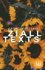 Ziall Texts by infinitelyziall