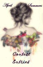 Contest Enteries by ThatAprilGirl