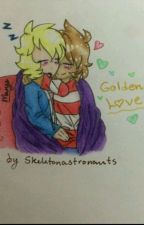 Garrance~Golden Love by skeletonastronauts