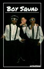 Boy Squad  by wishesean