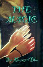 THE MAGIC by MayasariBlue