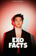 EXO FACTS 1 ⓒ by ashleydyana