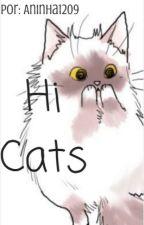 Hi, Cat! - Interativa by Aninha1209